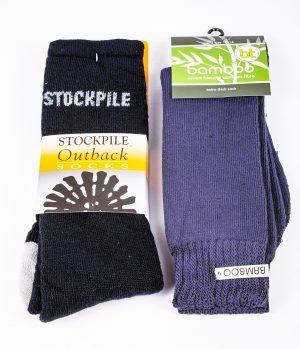 Socks and Gloves