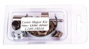 Lister Handpiece Spare Parts